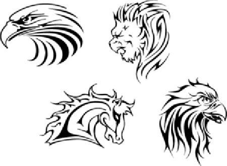 Dise os para tatuajes tatuajesparatodos - Dibujos tribales para tatuar ...