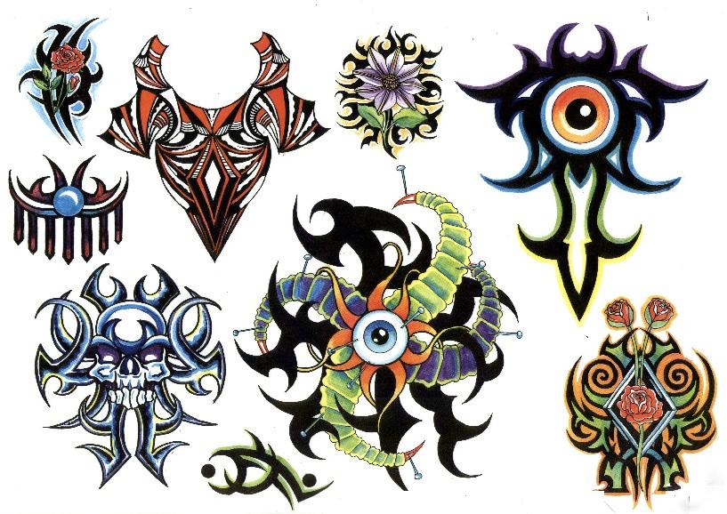 Dise os para tatuajes tatuajesparatodos - Tattoo disenos a color ...